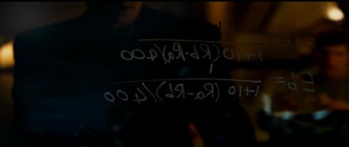 Eduardo scribbling the Elo's formula!