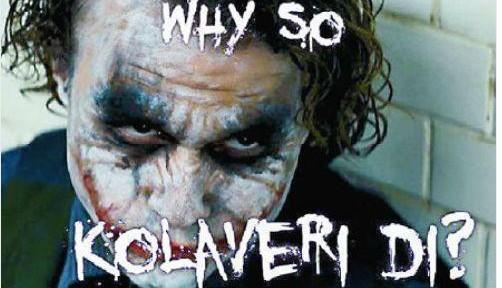 Why So Kolaveri Di