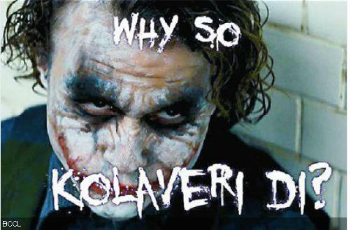 Why So Kolaveri Di