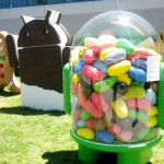 Loading Android 4.1, codename Jelly Bean. Access granted!