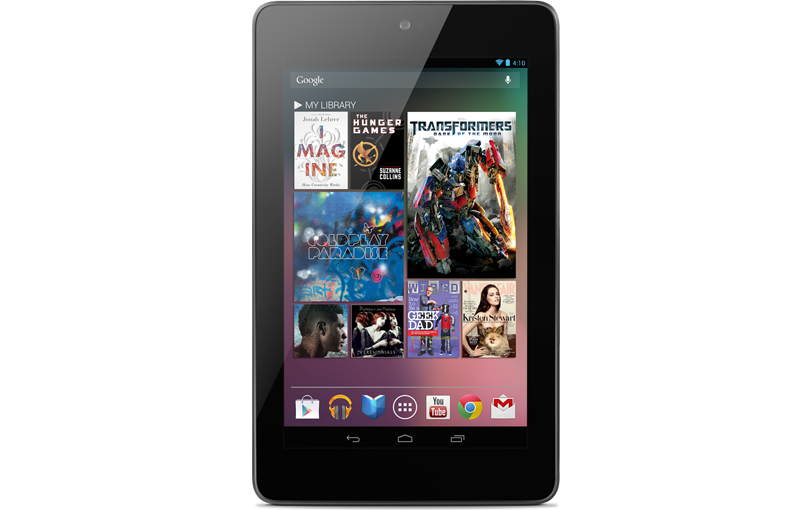 tablet nexus 7 google india