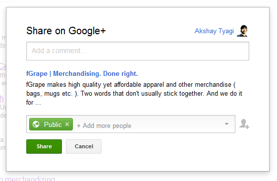 Has Google crossed the line in promoting Google+?
